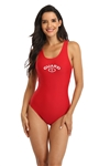 Adoretex Guard Fit Back Swimsuit With Cups