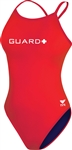 TYR Women's Guard Durafast Lite Crosscutfit Suit