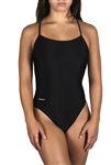 Female One Piece Tie-Back Swimsuit