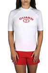 Adoretex Women's Guard Rashguard UPF 50+ Swimwear Swim Shirt