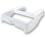 Club Car Precedent Rear Beauty Panel White
