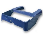 Club Car Precedent Rear Beauty Panel Blue