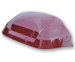Club Car Precedent Front Beauty Panel Burgundy