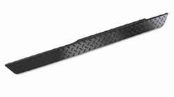 Black Diamond Rocker Sill, Passenger's Side