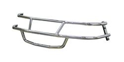 Chrome TXT Brushguard