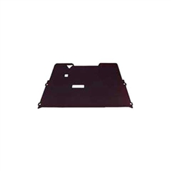 Floor Mat TXT EZGO With Horn Hole