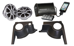 Kicker Speaker System & Pods Package