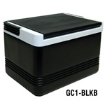 Universal Igloo 12 Cooler Black  Lid