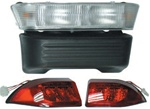 Club Car Precedent Gas Light Bar Bumper Kit