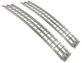 Arched Aluminum Loading Ramps  6' feet x 12""