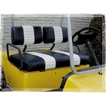 Custom EZGO Front Seat Covers