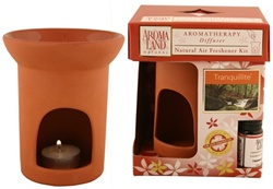 Aromatherapy Diffuser - Peace Natural with Tranquillite Blend