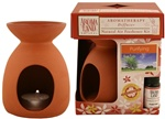 Aromatherapy Diffuser - Simplicity Natural with Purifying Blend