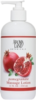Massage Lotion Pomegranate 12 oz.