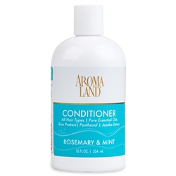 Aromatherapy+ Conditioner - Rosemary & Mint 12 oz.