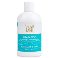 Shampoo - Rosemary & Mint 12 oz. (24 bulk pack)