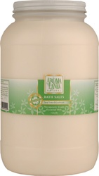 Aromatherapy+ Bath Salts - Tea Tree & Lemon 1 gallon