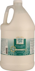 Aromatherapy+ Hand & Body Lotion - Lemongrass & Sage 1 gallon