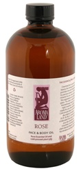 Spa Treatment Elixir - Rose Face & Body Oil 480ml.(16oz.)