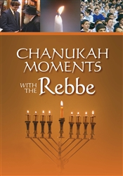 <br>Chanukah Moments with the Rebbe</B><BR><I>Non-Retail packaging</I>