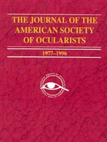 J-934: Journal of American Society of Ocularists  $155.00