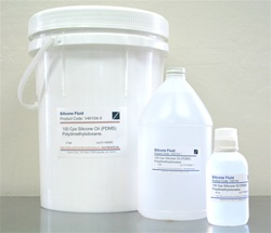 V40073: MDM 350 cps Silicone Fluid