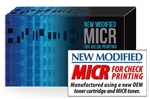 New MICR HP 1012 MICR Toner Cartridge - New Hewlett Packard Q2612A