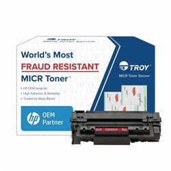 TROY Brand Secure MICR P3005 / Q7551A High Yield Toner Cartridge - New Troy 02-81201-001