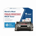 TROY Brand Secure MICR P4015, P4510, P4515 Toner Cartridge - New Troy 0281301001