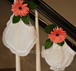 Classic Ruffle Bib and Bloomer Set