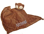 Hoot Owl Little Lovie Security Blanket
