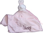 Bunny Little Lovie Security Blanket