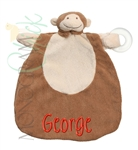 Brown Monkey Teether Lovie