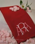 Red Williams Sonoma Kitchen Towels