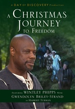 A Christmas Journey to Freedom (DVD)
