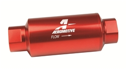 Aeromotive 12301 Filter, In-Line (AN-10) 10 micron fabric element