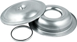 "Allstar 26094 14"" Aluminum Air Cleaner Kit Standard Height"