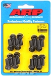 "ARP 100-1102 : Header Bolts, Hex Head, 3/8"" Wrench, Chromoly, 3/8""-16, .750"" UHL, Set of 16"