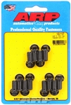 "ARP 100-1107 : Header Bolts, Hex Head, 5/16"" Wrench, Chromoly, 3/8""-16, .750"" UHL, Set of 12"