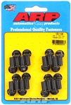 "ARP 100-1108 : Header Bolts, Hex Head, 5/16"" Wrench, Chromoly, 3/8""-16, .750"" UHL, Set of 16"