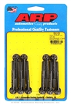 ARP 130-2103 : Intake Bolts, Chromoly, Black Oxide, 12-Point Head, Chevy, LS, GM Performance Intake