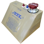 ATL Fuel Cells FC140 : Fuel Cell Bladder, Formula & Sports Racer Series, 4 Gallon Capacity, Foam Included, FT3 Safety Rating