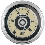 "AutoMeter 1182 : Gauge, Voltmeter, Cruiser AD, 8-18 Volts, 2-1/16"", Analog, Electrical"