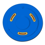 "Bassett 5PLG-BLU : Mud Plug, Fits 15"" Wheels, Plastic, Blue"