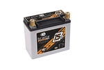 Braille B2015 Racing Battery, Lightweight Advanced AGM 12 Volt