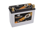 Braille B2618 Racing Battery, Lightweight Advanced AGM 12 Volt
