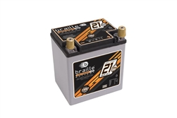 Braille B3121 Racing Battery, Lightweight Advanced AGM 12 Volt