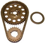 Cloyes 9-3100A : Timing Chain & Gear Set, Hex-A-Just, Double Roller, Small Block Chevy