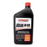 Comp Cams 1590 : Motor Oil, Break-In, Mineral, 10W30, Quart