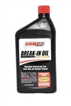 Comp Cams 1591 : Motor Oil, Break-In, Mineral, 15W50, Quart